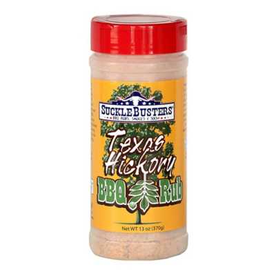 SuckleBusters Texas Hickory BBQ Rub
