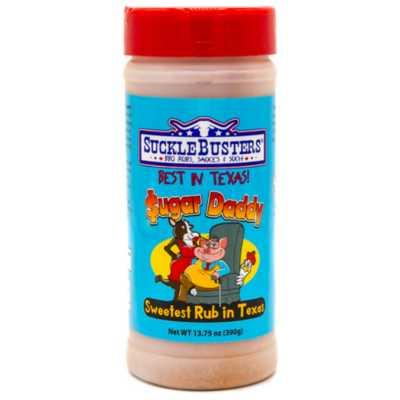 SuckleBusters Sugar Daddy BBQ Rub