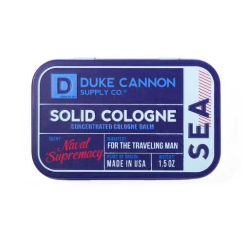 Men's Duke Cannon Solid Cologne-Sea