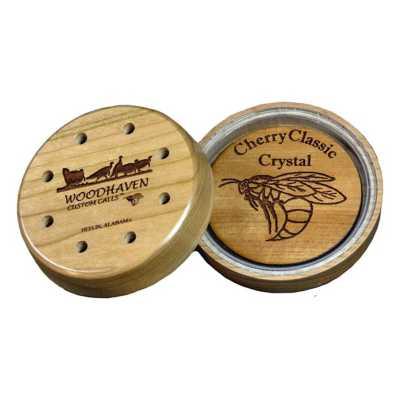 WoodHaven Custom Calls Cherry Classic Crystal Friction Turkey Call