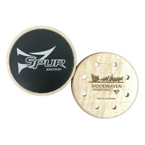 WoodHavens Anodized Spur Turkey Call