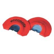 WoodHaven Custom Calls Toxic Orange Diaphragm Turkey Call