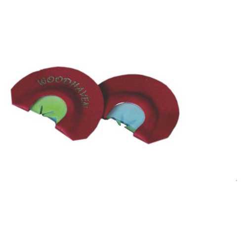 WoodHaven Custom Calls Raspy Red Reactor Diaphragm Turkey Call