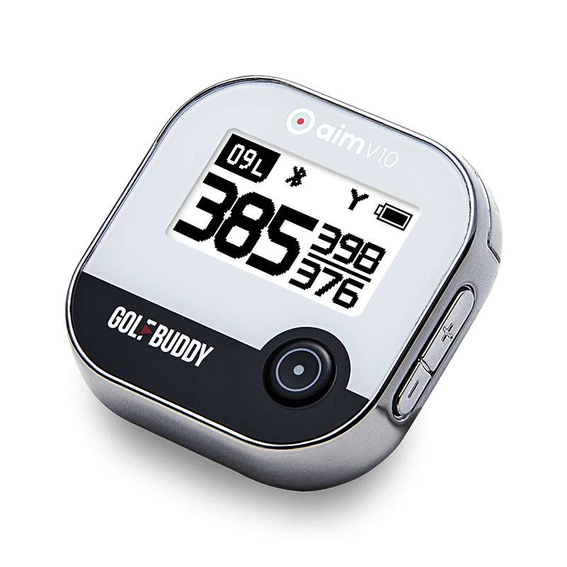 Golf Buddy aim V10 Voice GPS Rangefinder