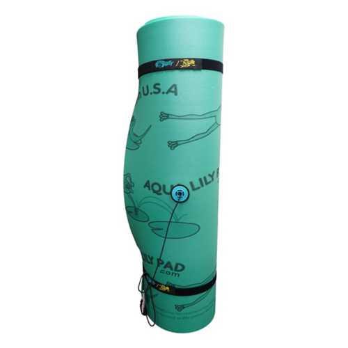 Aqua Lily Pad Storage Straps