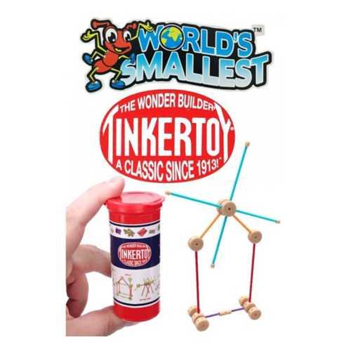 Hasbro Worlds Smallest Tinker Toy
