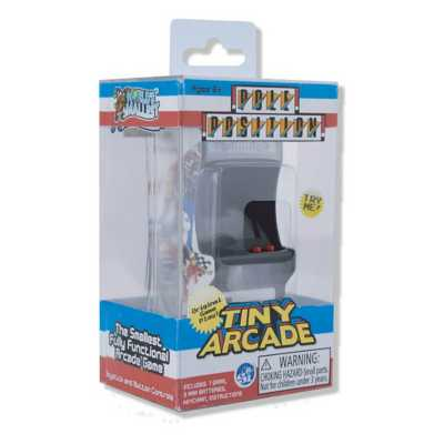 Tiny Arcade Pole Position Game