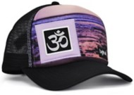 Adult bigtruck Original Yoga Sublimated Lines Hat