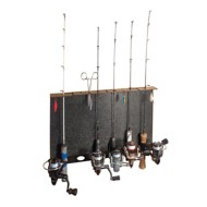 Catch Cover Ice Rod Combo Rack
