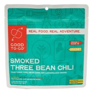 Good-To-Go Three Bean Chili Meal