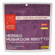 Good-To-Go Herbed Mushroom Risotto Meal