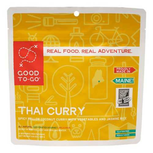 Good-To-Go Thai Curry Meal