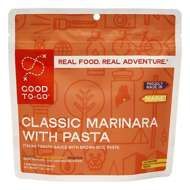 Good-To-Go Classic Marinara with Pasta Meal