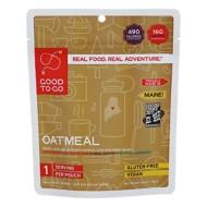 Good-To-Go Oatmeal