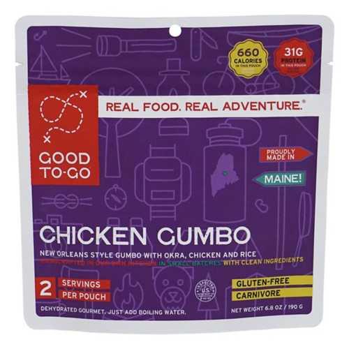 Good-To-Go Chicken Gumbo