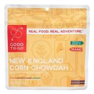 Good-To-Go New England Corn Chowder