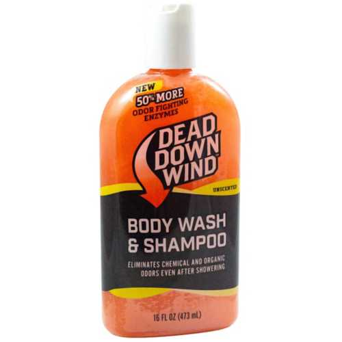 Dead Down Wind Hair and Body Wash