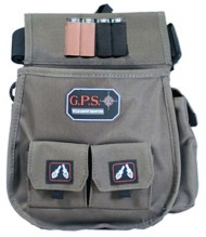 G Outdoors Deluxe Double Shell Pouch
