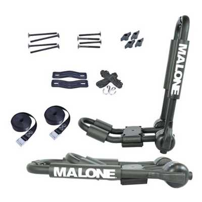 Malone FoldAway-J Carrier with Tie-Downs