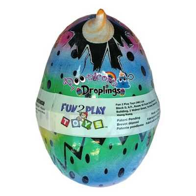 Poonicorn Droplingz Neon Egg Assorted