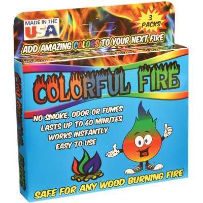 Liberty Mountain Colorful Fire
