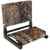 The GameChanger  Realtree Camo Stadium Chair