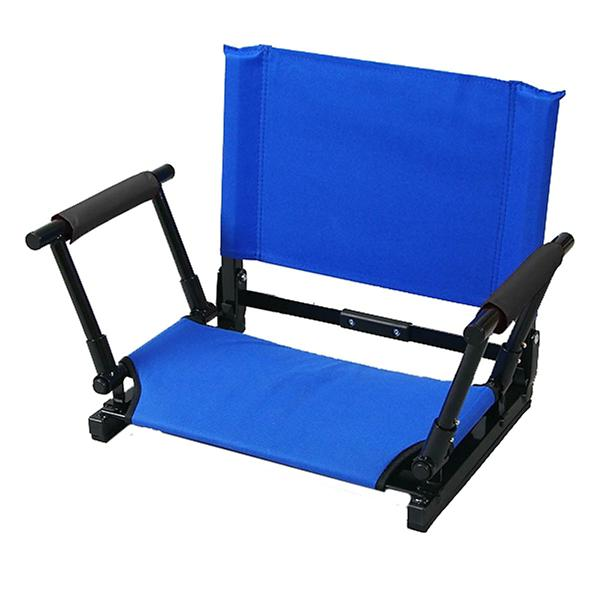 Astounding Stadium Chair Fold Up Arms Ibusinesslaw Wood Chair Design Ideas Ibusinesslaworg