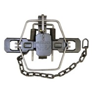 Bridger Offset Jaw Coil Spring Trap