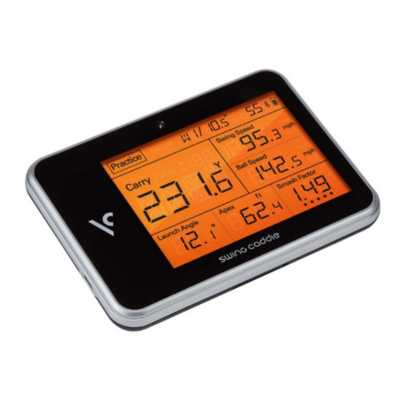 Swing Caddie SC300 Portable Golf Launch Monitor