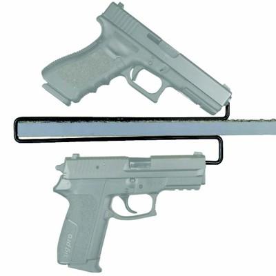 Gun Storage Solutions Over Under Handgun Hangers Scheels Com