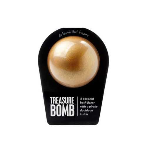Da Bomb 7.0 oz. Treasure Bath Bomb