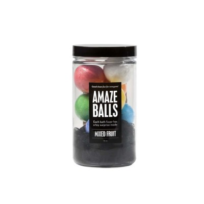 Da Bomb Amazeballs Bath Bomb Jar