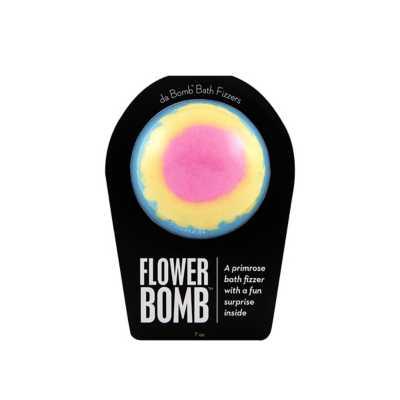Da Bomb 7.0 oz. Flower Bath Bomb