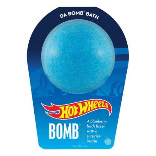Da Bomb 7.0 Blue Hot Wheels Bath Bomb
