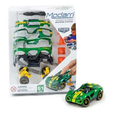 Modarri S1 Supercharger Toy Car Building System