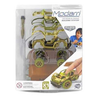 Modarri X1 Desert Camo Toy Car Building System