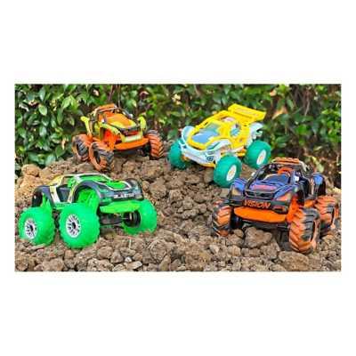 Modarri Jurassic Beasts Toy Monster Truck Building System