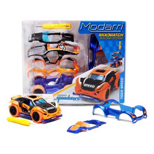 Modarri Turbo Speedster Mix and Match Building System