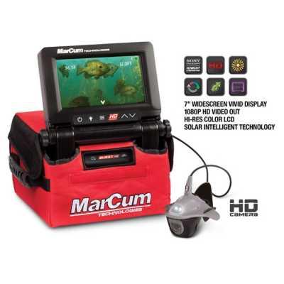 MarCum Quest HD Underwater Viewing System Camera