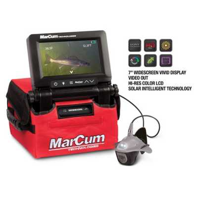 MarCum Mission SD Underwater Viewing System Camera