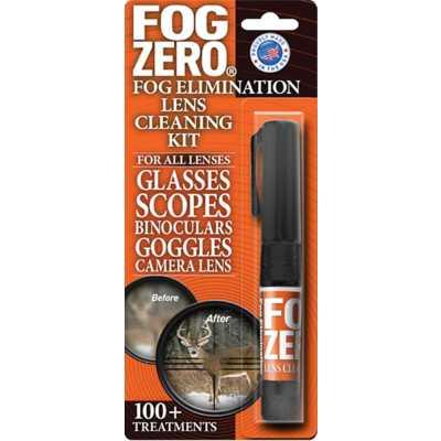 Fog Zero Fog Elimination Lens Clenaing Kit