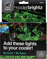 Brightz, Ltd. Cooler Brightz Green Light