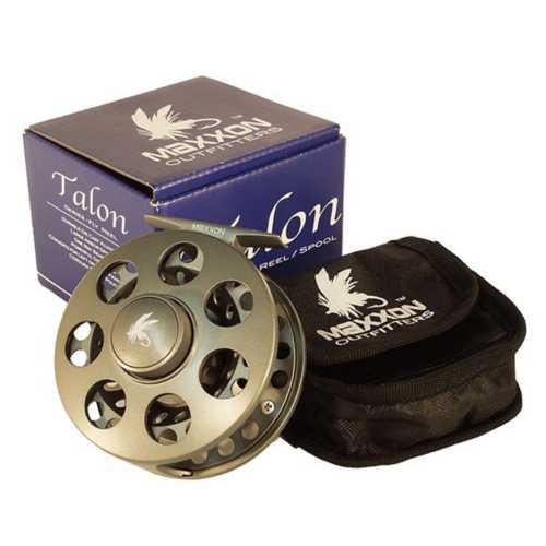 Maxxon Outfitters Talon T-I Fly Fishing Reel