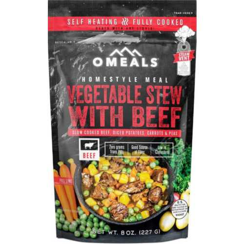 Omeals Vegetable Stew with Beef