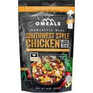 Omeals Southwest Style Chicken with Rice