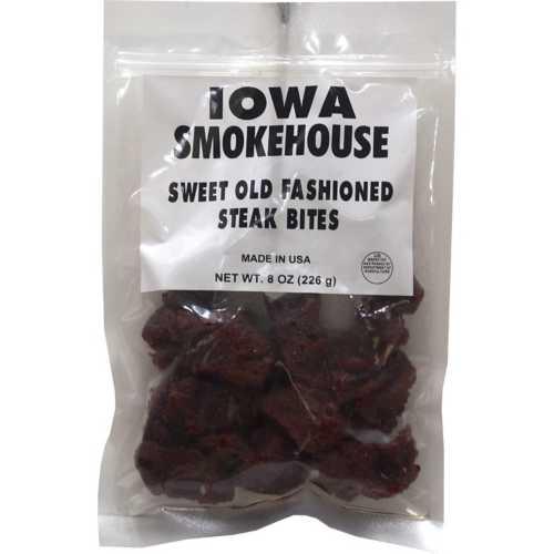 Iowa Smokehouse Steak Bites-Old Fashioned 8oz