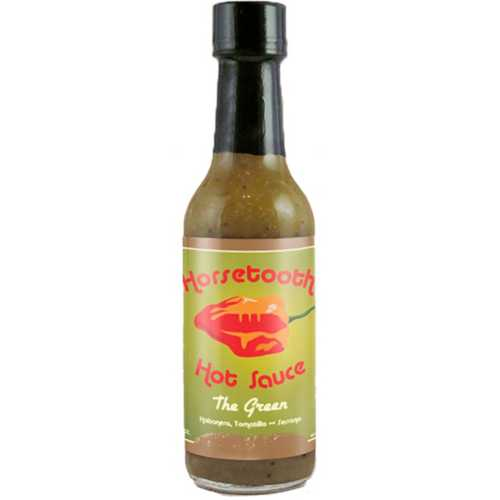 Horsetooth Hot Sauce The Green Hot Sauce