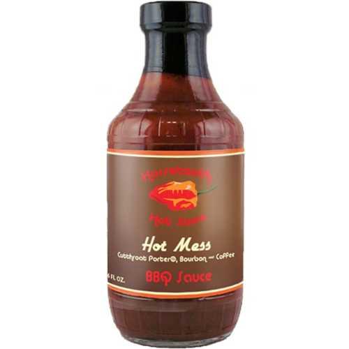 Horsetooth Hot Sauce Hot Mess BBQ Sauce