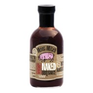 Meat Mitch WHOMP Naked BBQ Sauce