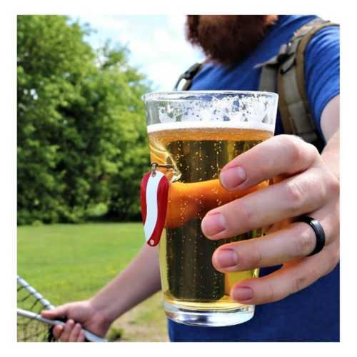 BenShot Fishing Glass